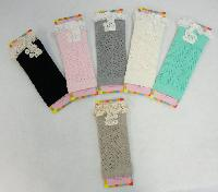 Pastel Boot Cuffs [Antique Lace- 2 Buttons]